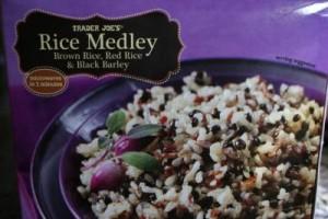 Trader joes Rice Medley