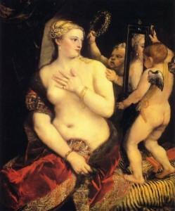 titian-venus-at-her-mirror